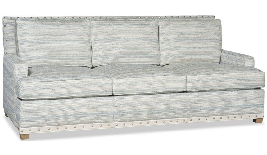 SOFA, COUCH & LOVESEAT Chic retro style sofa
