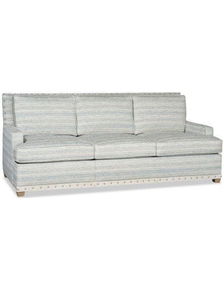 SOFA, COUCH & LOVESEAT Chic retro style sofa