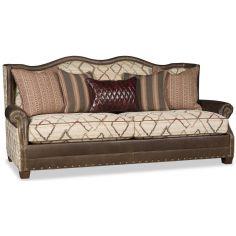 Western inspired sofa
