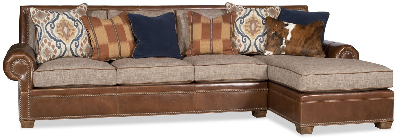 high end upholstered furniture. SECTIONALS - Leather \u0026 High End Upholstered Furniture Sectional Sofa Covered In A Combination Of E