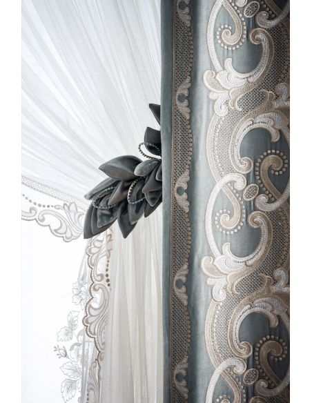 Custom Window Treatments Hand made draperies from our Masterpiece Collection. 43