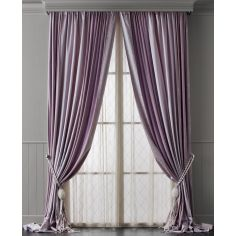 Hand made draperies from our Masterpiece Collection. 64