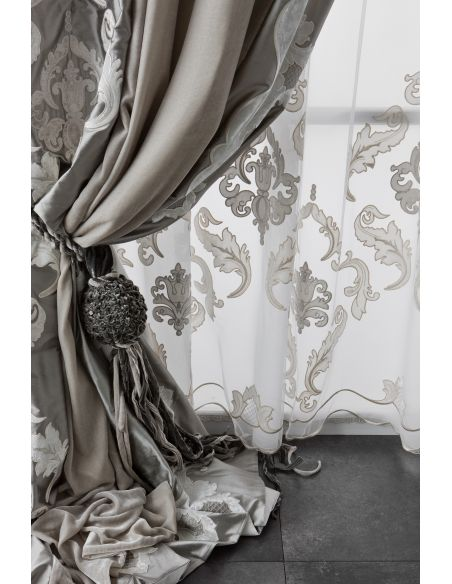 Custom Window Treatments Hand made draperies from our Masterpiece Collection. 78