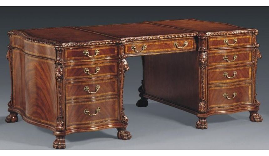 Executive Desks Corporate takeover, High End Office Furniture