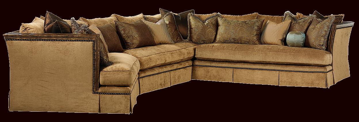 Beautiful luxury sectional sofa for Luxury large sectional sofa