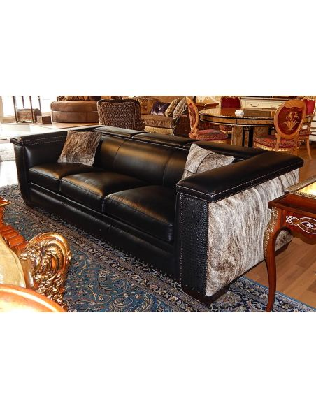 SOFA, COUCH & LOVESEAT Best of transitional and western designed luxury sofa