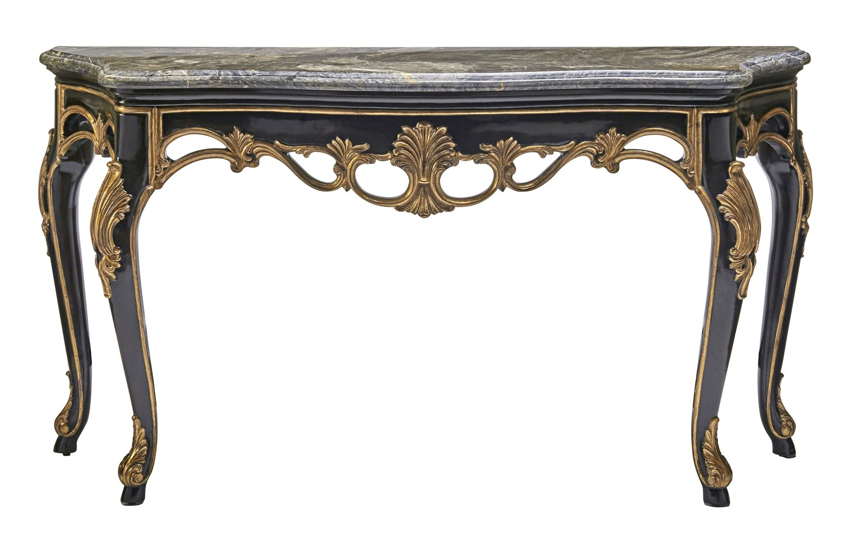 Merveilleux Console U0026 Sofa Tables Traditional Console Table With Carved Details