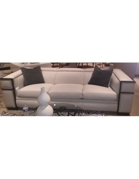 SOFA, COUCH & LOVESEAT Best of transitional designed luxury sofa