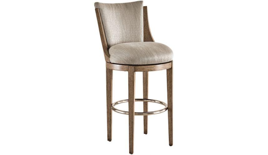 Unique Counter & Bar Stools Modern sleek bar stool