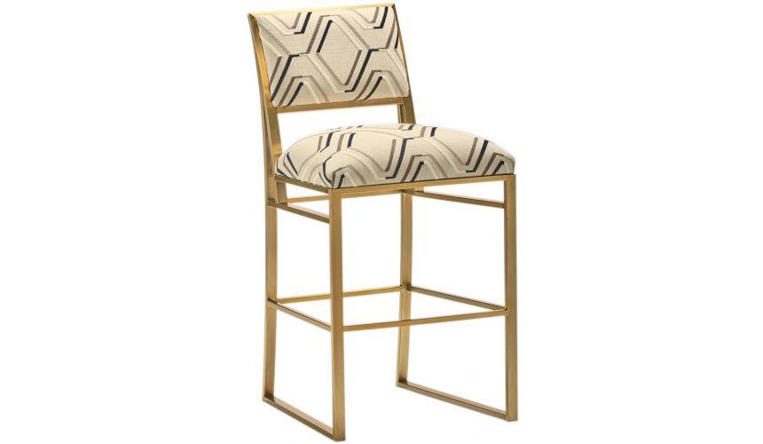 Unique Counter & Bar Stools Sleek and modern bar height stool