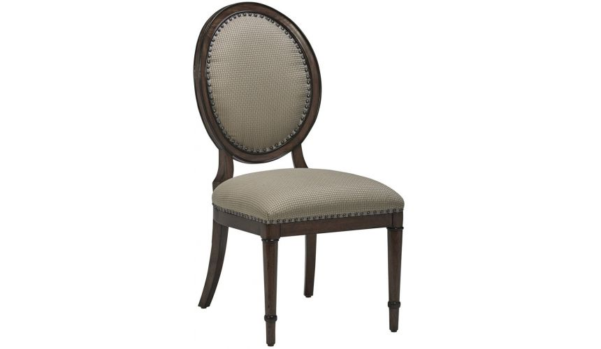 Dining Chairs Luxurious Cream Dining Chair from our modern Dakota collection DCA67