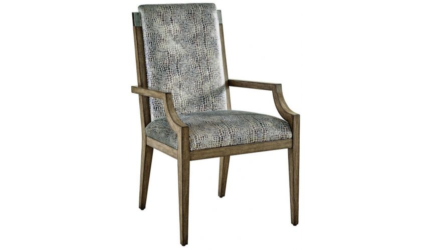Dining Chairs Lavish Rustic Head Dining Chair from our modern Dakota collection DHA48