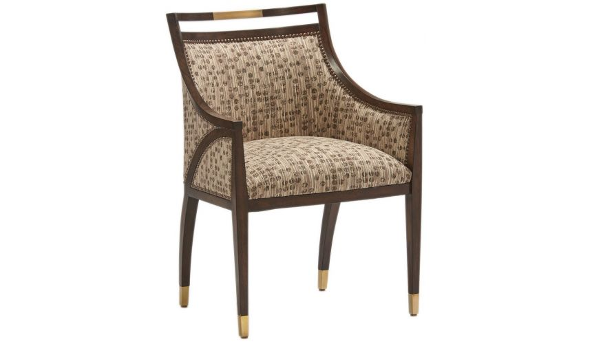 Dining Chairs Accent chair 48 from our modern Dakota collection