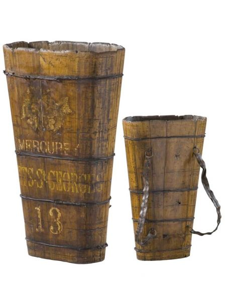 Home Bar Furniture Luxurious Home Accents And Decor Harvest Barrel