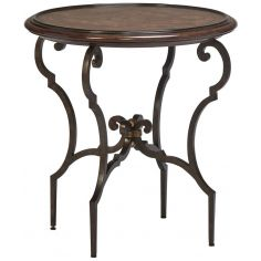 Accent table from our modern Dakota collection