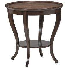 Luxurious Classic Mocha Side Table from our modern Dakota collection DCA044