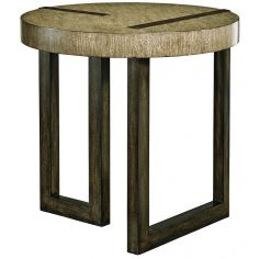 Chic Avant Garde Side Table from our modern Dakota collection DHA043