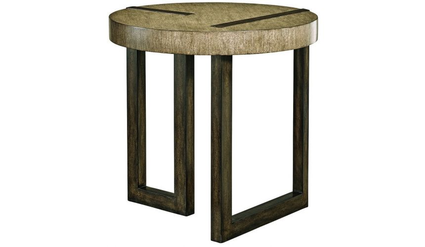 TABLES - SIDE, LAMP & BEDSIDE Chic Avant Garde Side Table from our modern Dakota collection DHA043