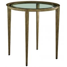 High End Through the Looking Glass Side Table from our modern Dakota collection DHA044