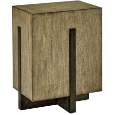 High End Contemporary Bedside Table from our modern Dakota collection DHA303