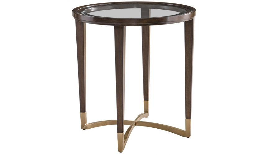 TABLES - SIDE, LAMP & BEDSIDE Sleek side table from our modern Dakota collection