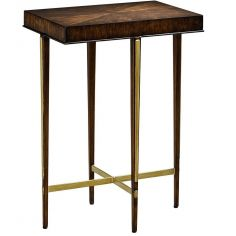 Deluxe Square-Topped Bedside Table from our modern Dakota collection DLY303