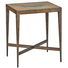 Chic and Innovative Tawny Bedside Table from our modern Dakota collection DTE32