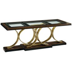 Console table from our modern Dakota collection