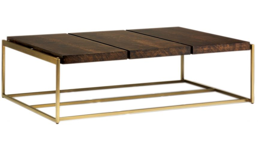 Coffee Tables Simply modern style cocktail table