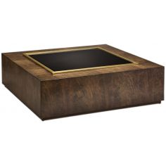 In a warm and welcoming urban style coffee table