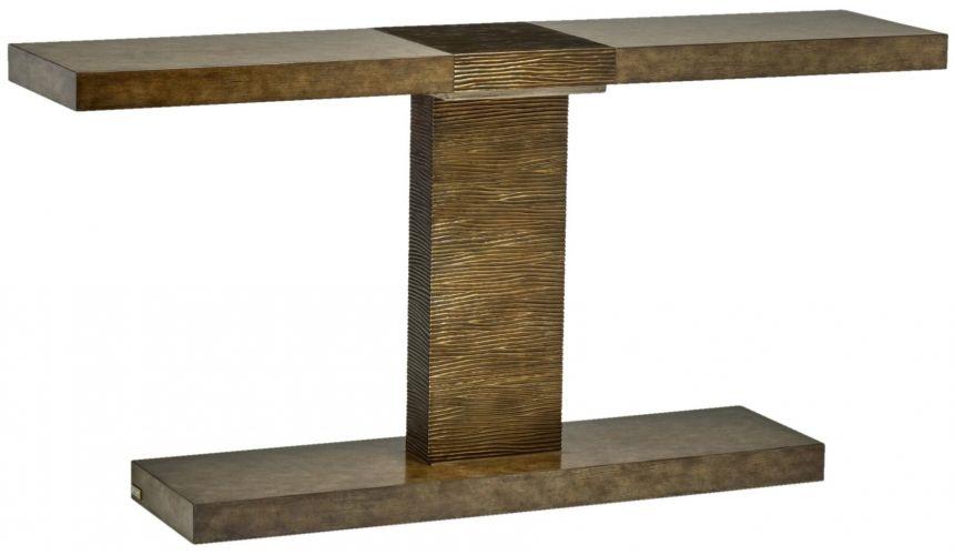 Console & Sofa Tables Elegant contemporary console table