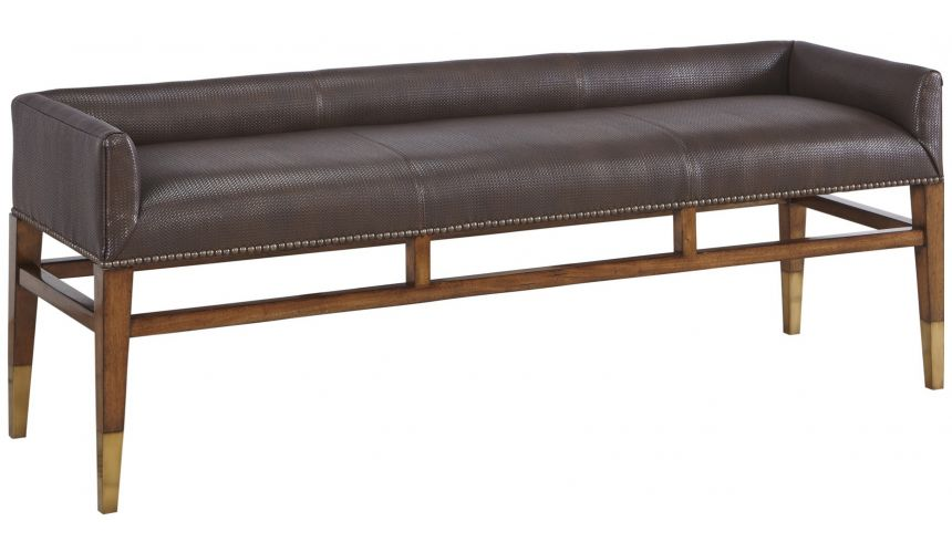 SETTEES, CHAISE, BENCHES Bench from our modern Dakota collection