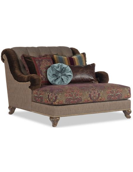 Western Furniture Chair made for two