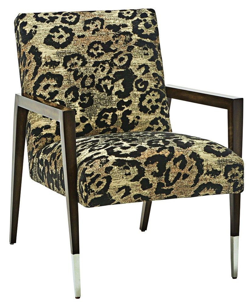 High End Accent Chair From Our Modern Dakota Collection Dpa41