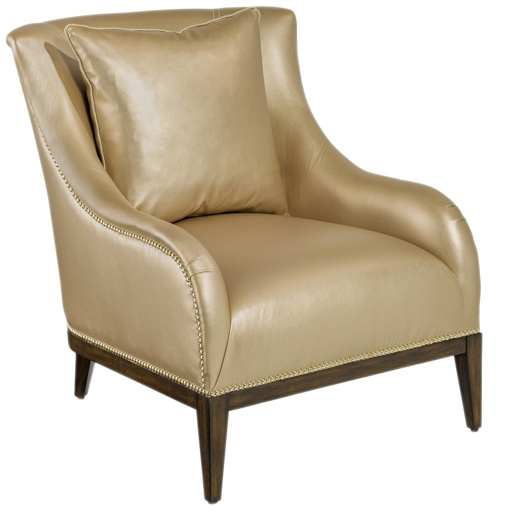 High End Plush Accent Chair From Our Modern Dakota Collection