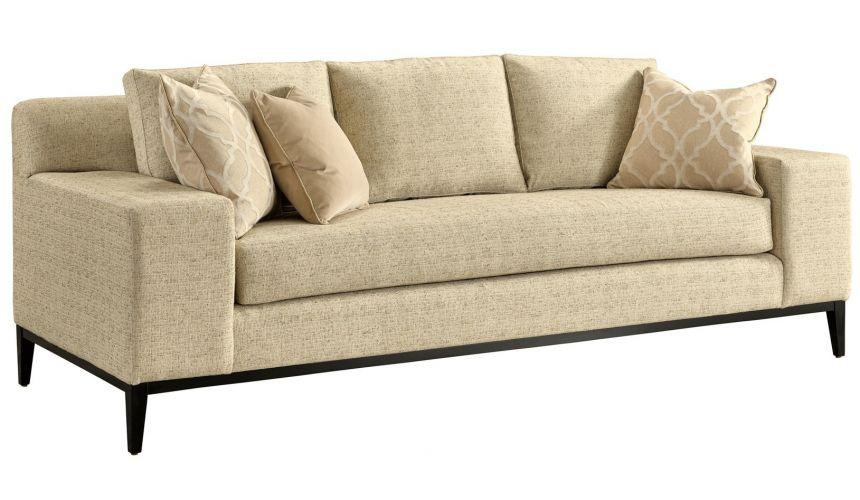 SOFA, COUCH & LOVESEAT Fun and elegant modern style sofa