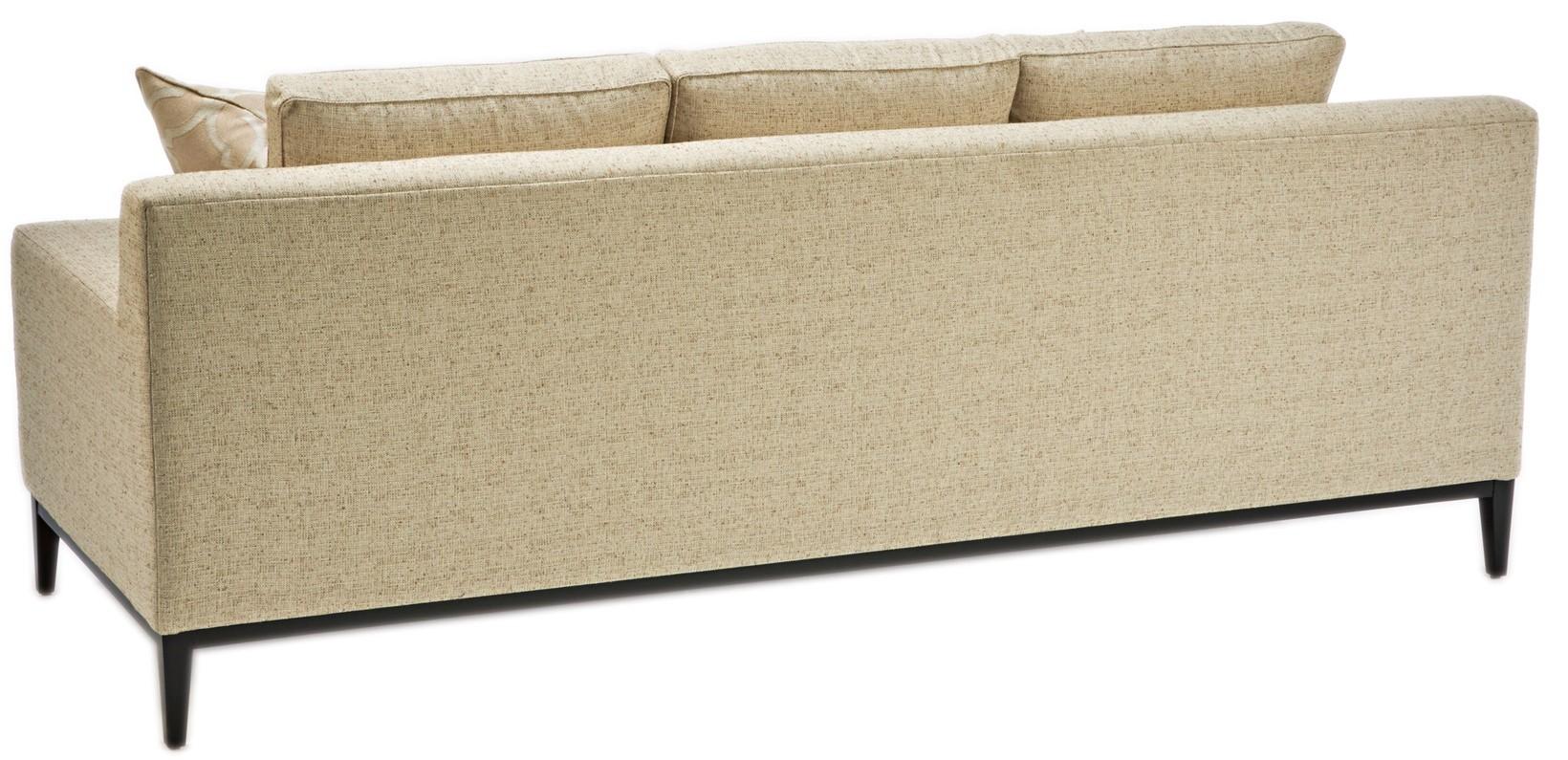 Fun and elegant modern style sofa
