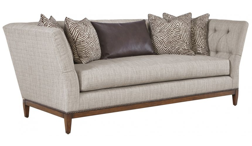 SOFA, COUCH & LOVESEAT Sofa 6076 from our modern Dakota collection
