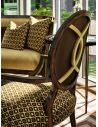 Dining Chairs Cool looking accent chair from our modern Dakota collection DS043