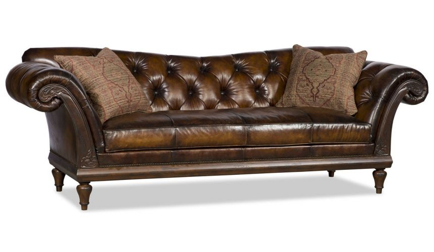 SOFA, COUCH & LOVESEAT American Leather High End Sofa 03