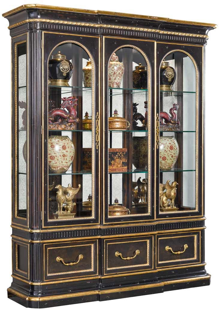 Display Cabinets And Armories High End Showcase Cabinet