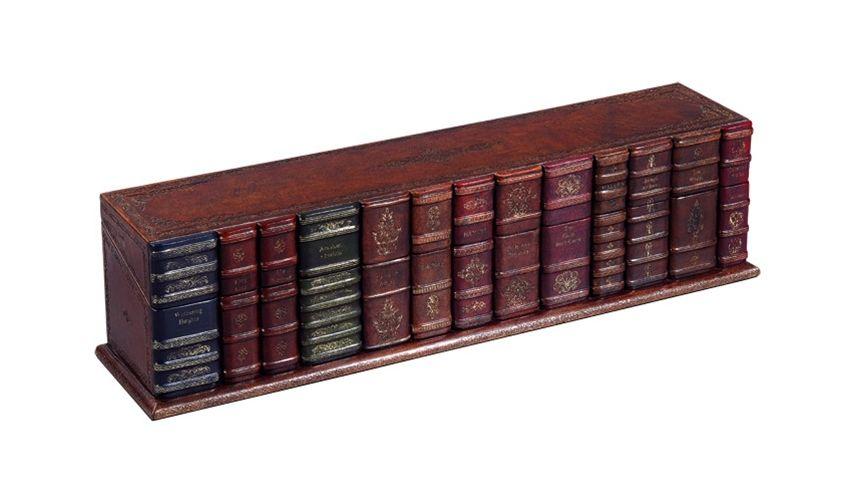 Decorative Accessories Luxurious Home Flip-Top Mantle Box