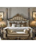 Royal Grand Orleans master bed