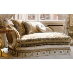 Furniture Masterpiece Collection. Luxury chaise lounge