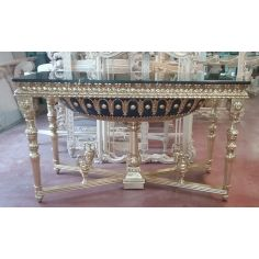 Authentic reproduction console table