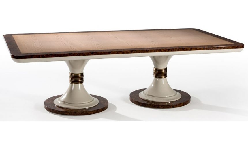 DINING ROOM FURNITURE ALAQUAS COLLECTION. DINING TABLE