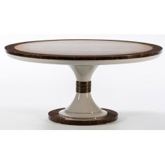 ALAQUAS COLLECTION. DINING TABLE B