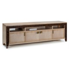 ALAQUAS COLLECTION. TV CABINET