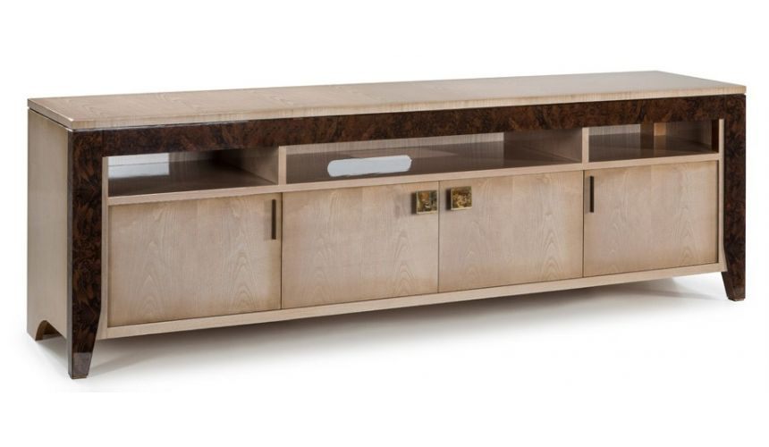 Entertainment Centers, TV Consoles, Pop Ups ALAQUAS COLLECTION. TV CABINET