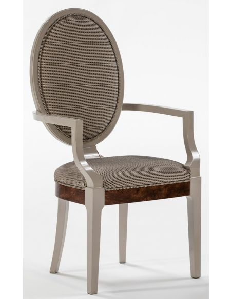 Dining Chairs ALAQUAS COLLECTION. ARMCHAIR